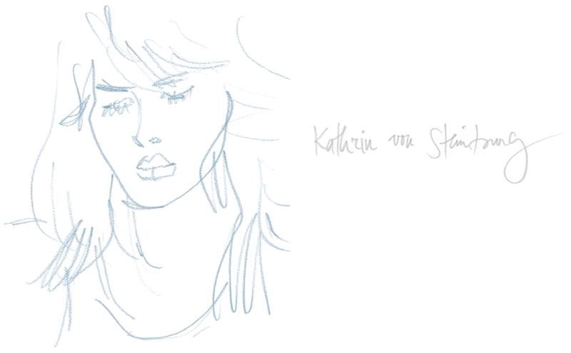 kathrin von steinburg freund